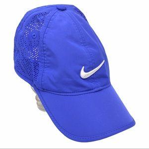 Nike Golf Women's Perforated Cap/Hat Drifit Fabric